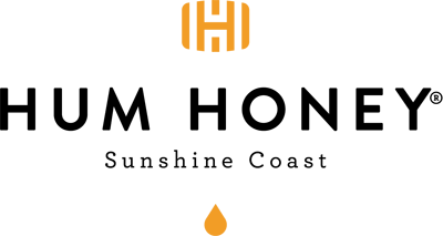 Hum Honey Retina Logo